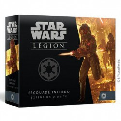 Star Wars Légion : Escouade...