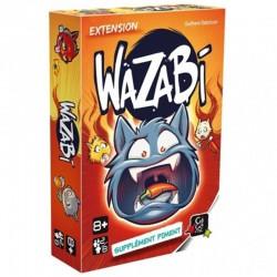 Wazabi - Supplément Piment...