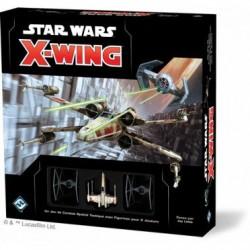 STAR WARS X-WING: Jeu de base