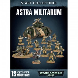 Start Collecting - Astra...