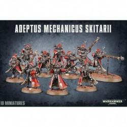Adeptus Mechanicus - Skitarii