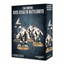 Tau Empire - XV25 Stealth...