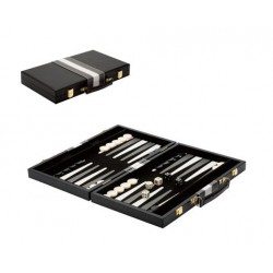 Backgammon Simili Cuir 38cm