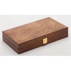 Backgammon bois 25cm façon...