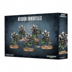 Necrons - Immortals