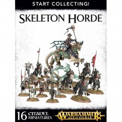 Start Collecting - Skeleton...