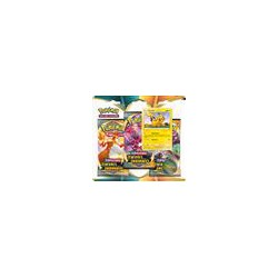 Pokémon : Pack 3 boosters...