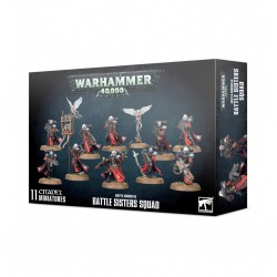 Adepta Sororitas - Battle...