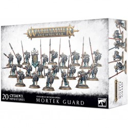 Age of Sigmar : Mortek Guard