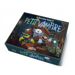 Escape Box - Petit Vampire