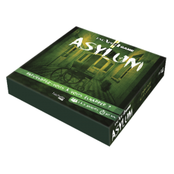 Escape Game : Asylum