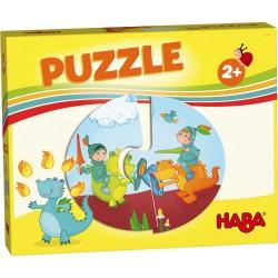 Puzzle Chevalier et...