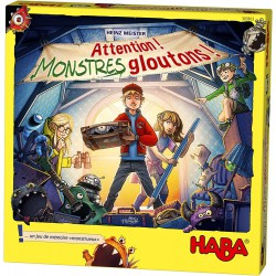 Attention! Monstres Gloutons