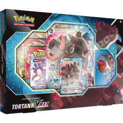 Pokémon : Coffret Tortank VMAX
