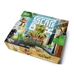 Escape Box - Minecraft Earth