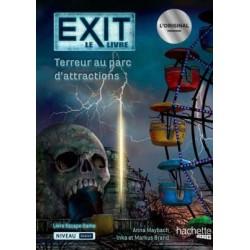 Exit - Le Livre - Terreur...